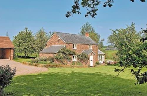 Big Cottages - Excellent Ross On Wye Cottage S16984