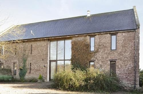 Big Cottages - Wonderful Ross On Wye Cottage S17004