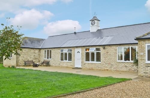 Big Cottages - Excellent Ely Cottage S17016