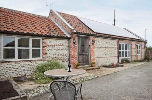 Last Minute Cottages - Mill Farm Barn