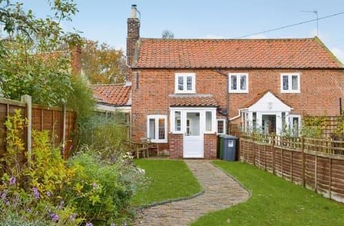 Last Minute Cottages - Attractive Happisburgh Cottage S17336