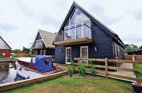 Big Cottages - Lovely Horning Lodge S17365