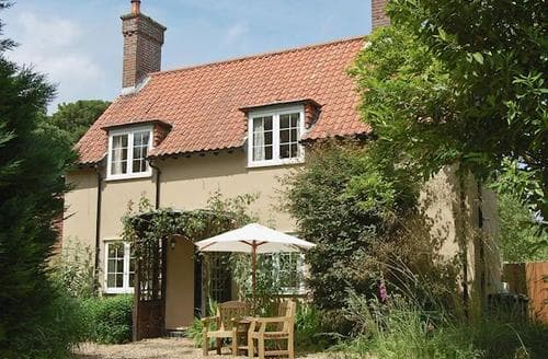 Big Cottages - Cosy Horning Cottage S42105