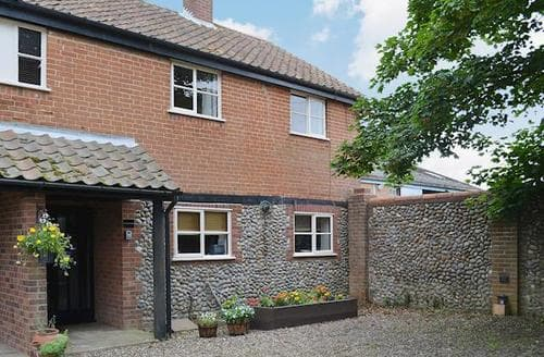 Big Cottages - Cosy North Walsham Cottage S59532
