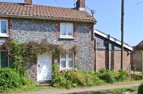 Last Minute Cottages - Superb Sheringham Cottage S17620