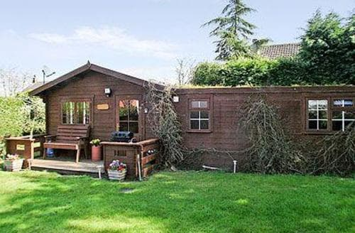 Dog Friendly Cottages - THE CABIN