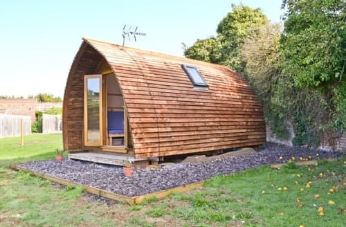 Last Minute Cottages - LITTLE WIGWAM
