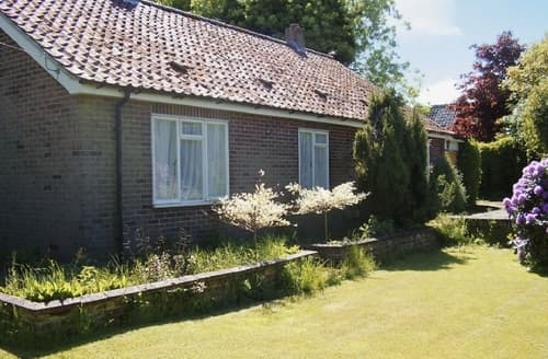 Big Cottages - Captivating Thetford Cottage S17809