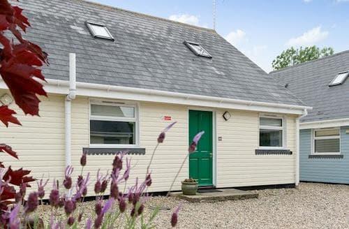 Last Minute Cottages - Tasteful Dereham Lodge S17171