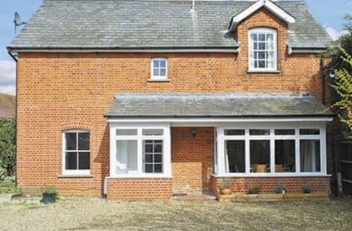 Big Cottages - Superb Bury St Edmunds Cottage S17842