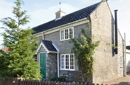Last Minute Cottages - FORGE COTTAGE