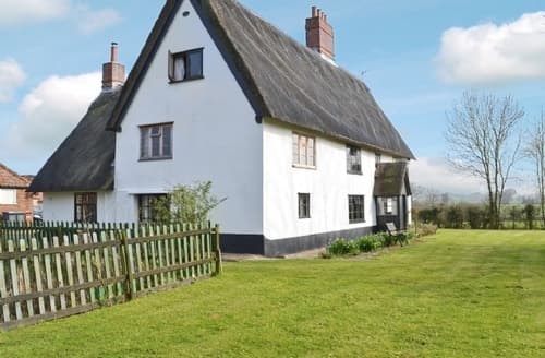 Last Minute Cottages - ROOKERY FARM COTTAGE