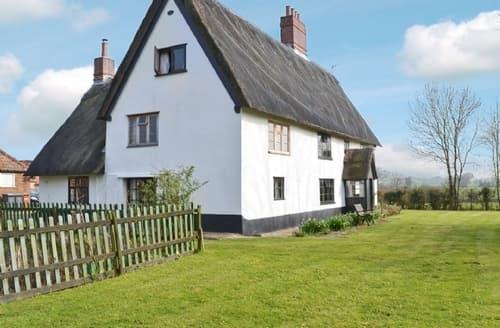 Last Minute Cottages - ROOKERY FARM COTTAGE