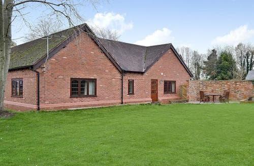 Last Minute Cottages - Cassia Grange Lodge