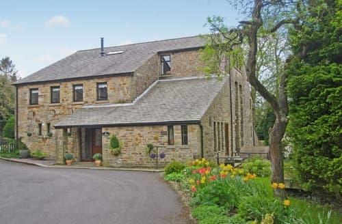 Big Cottages - Charming Clitheroe Apartment S18242