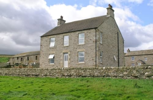 Big Cottages - Delightful Alston Cottage S18270