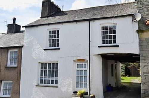 Big Cottages - Superb Broughton In Furness Cottage S18355