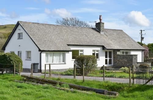 Last Minute Cottages - Captivating Coniston And Grizedale Cottage S18432