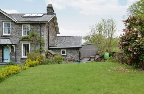 Big Cottages - Cosy Hawkshead, Near And Far Sawrey Cottage S27067