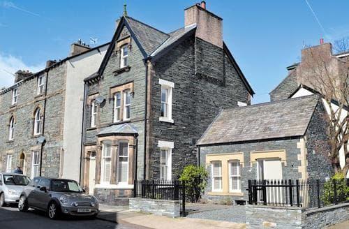 Big Cottages - Tasteful Keswick Cottage S72880