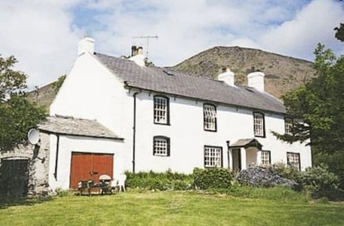 Last Minute Cottages - Beautiful Haverigg And The National Park Coast Cottage S18604