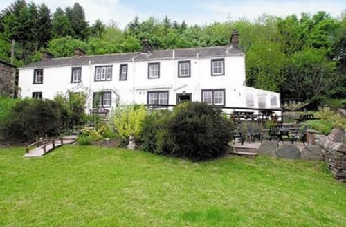 Big Cottages - Delightful Pooley Bridge And Northern Ullswater Cottage S18636