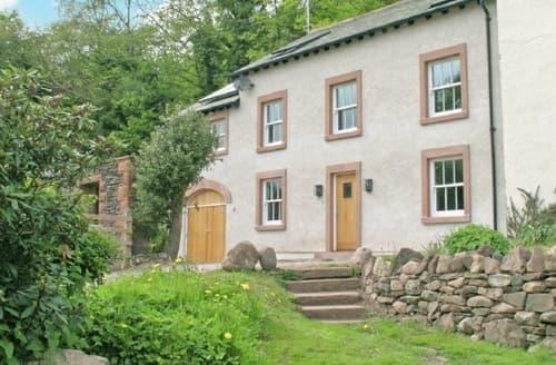 Last Minute Cottages - Wonderful Pooley Bridge And Northern Ullswater Cottage S18654