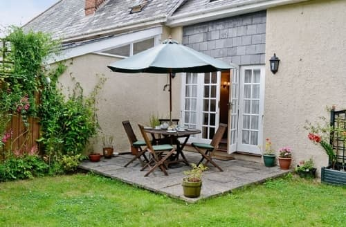 Last Minute Cottages - Delightful Honiton Cottage S37853