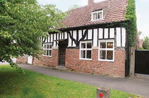 Last Minute Cottages - TUDOR HOUSE