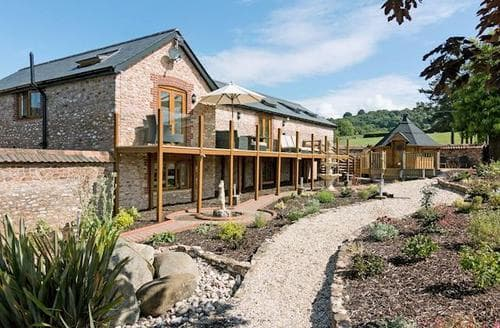 Big Cottages - Adorable Honiton Lodge S42569