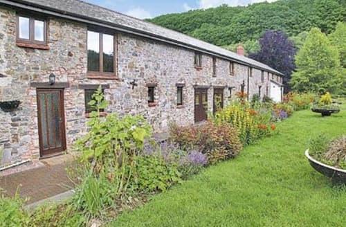 Big Cottages - Captivating Tiverton Cottage S18828