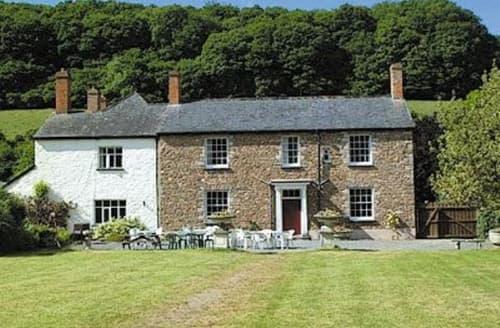 Big Cottages - Gorgeous Tiverton Cottage S18831