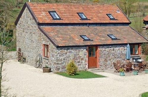 Big Cottages - Tasteful Barnstaple Cottage S18869