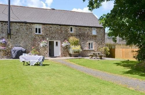 Last Minute Cottages - Beautiful Beaworthy Cottage S59808