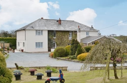 Big Cottages - Inviting Bideford Cottage S18980