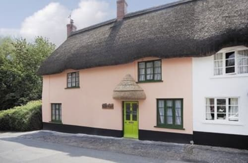 Last Minute Cottages - Luxury Chulmleigh Cottage S19029