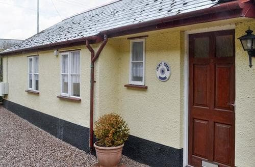 Last Minute Cottages - Cosy Chulmleigh Cottage S70220