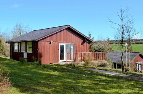 Last Minute Cottages - Adorable Hartland Lodge S50231