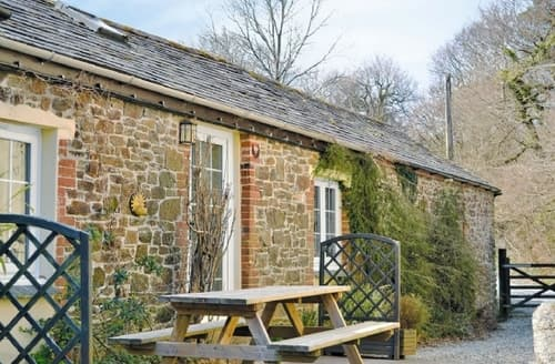 Last Minute Cottages - Charming Holsworthy Cottage S19155