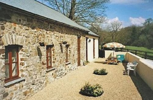 Last Minute Cottages - Superb Holsworthy Cottage S19165