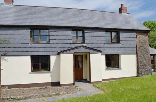Big Cottages - Captivating Holsworthy Cottage S57753