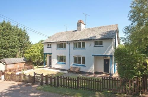 Last Minute Cottages - Tasteful Dawlish Cottage S19303