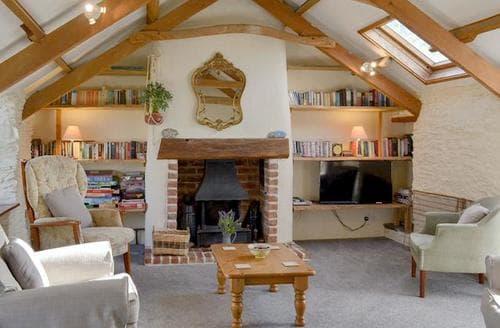 Big Cottages - Splendid Kingsbridge Cottage S19325