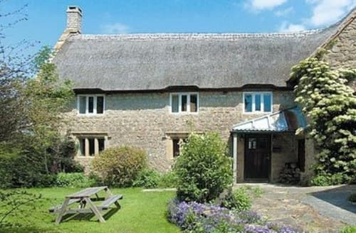 Last Minute Cottages - Tasteful Beaminster Cottage S19619