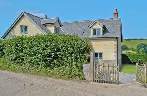 Last Minute Cottages - Lovely Beaminster Cottage S19639