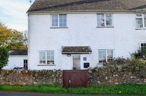 Big Cottages - Captivating Bettiscombe Cottage S72838