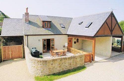 Last Minute Cottages - Lovely Bridport Cottage S19684