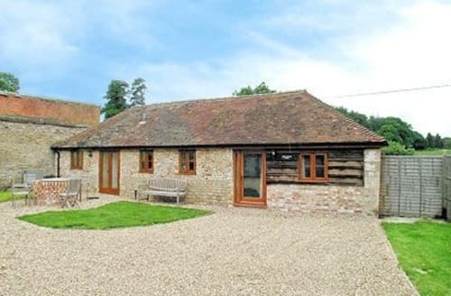 Last Minute Cottages - Charming Shaftesbury Cottage S19845