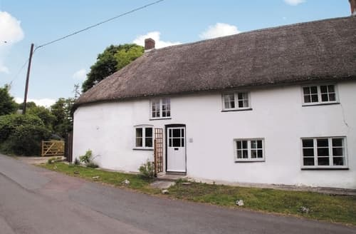 Last Minute Cottages - Beautiful Sherborne Cottage S19863