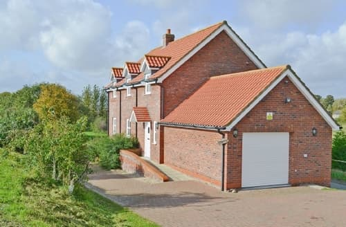 Big Cottages - Luxury Horncastle Cottage S15794